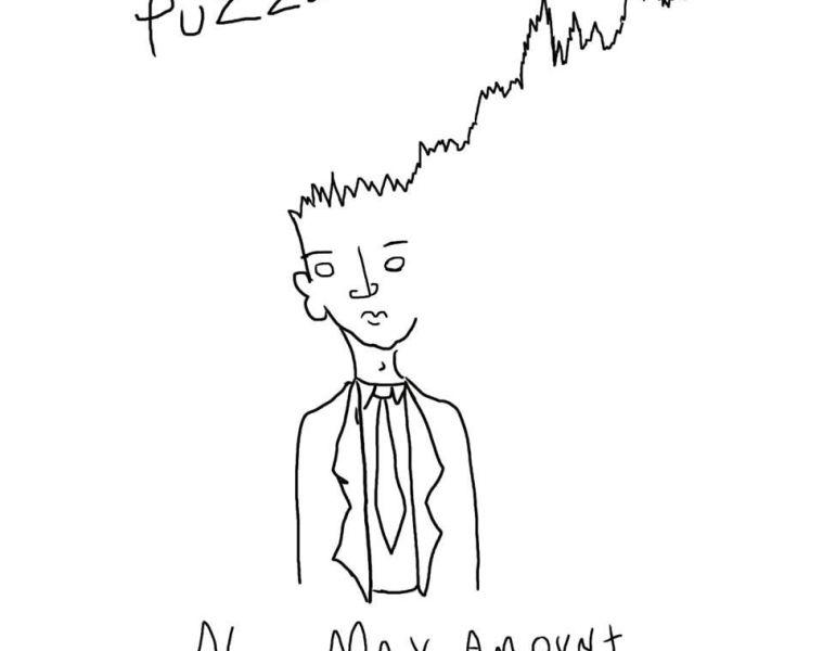 puzzlecuts no max amount album art