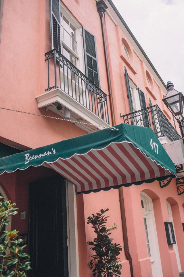 The French Quarter in New Orleans on Waketon Road Blog
