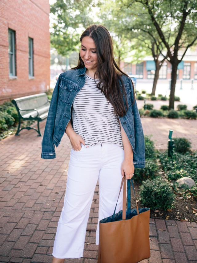Why It's Important To Make Yourself a Priority on Waketon Road wearing Old Navy