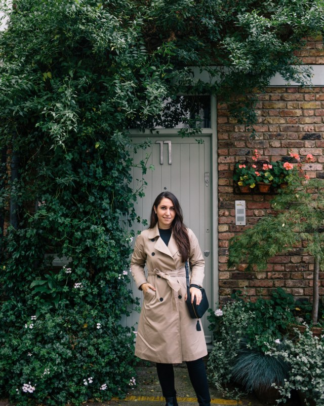How To Find The Perfect Trench Coat on Waketon Road Blog
