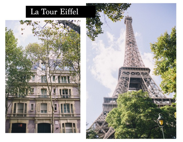 A Day in Paris on Waketon Road