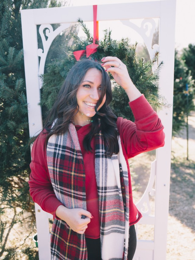 Christmas Traditions - Waketon Road wearing Abercrombie