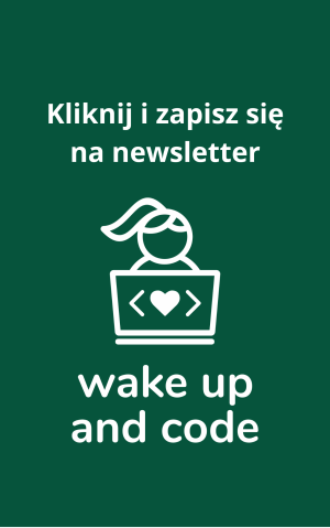 newsletter wake up and code