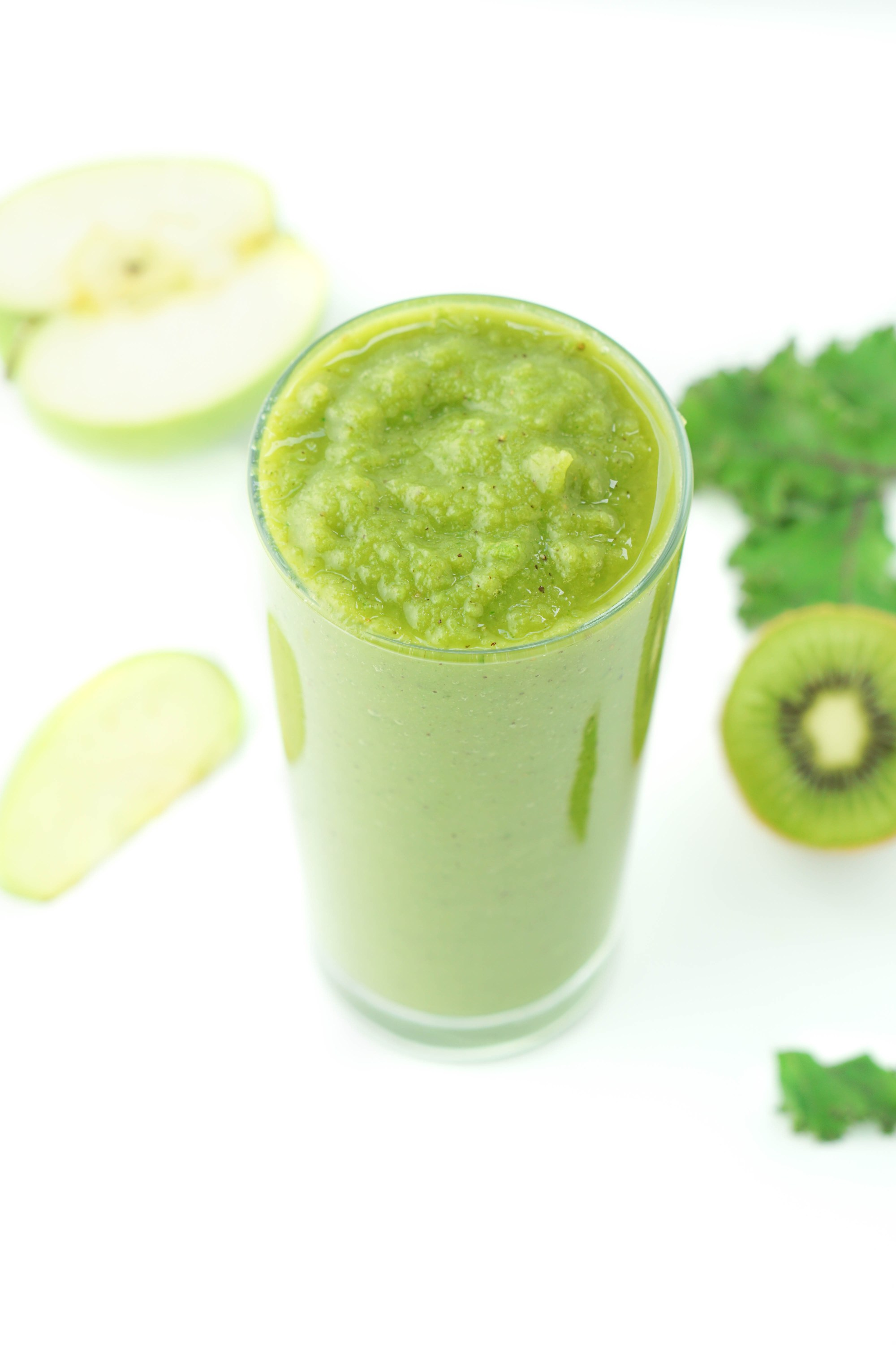 Kale Apple Green Smoothie