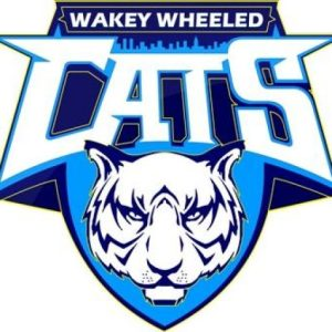 Wakey Wheeled Cats Roller Derby