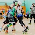 Roller Derby Blockers