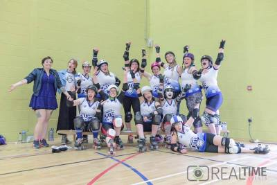 Wakey Wheeled Cats team photo