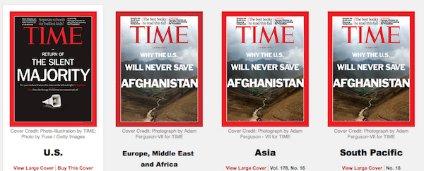 Time Magazine Covers 2