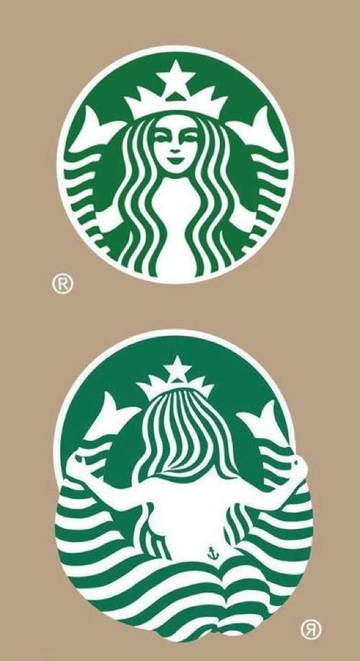 The Hidden Meaning Of The Starbucks Logo Site Title