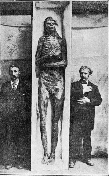 Exposing the Hidden History of Giants of the Americas