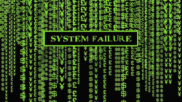 Matrix - System Failure - Money