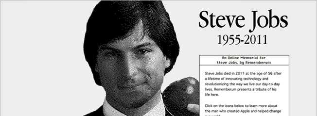 Rest In Peace Steve Jobs >> Steve Jobs Don T Rest In Peace Waking Up After Forty