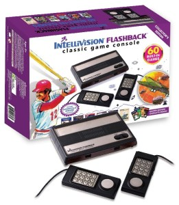 like many other intellivision fans, i jumped up and bought the new  intellivision flashback, and was amazed when i held the new, perfect  replica controllers