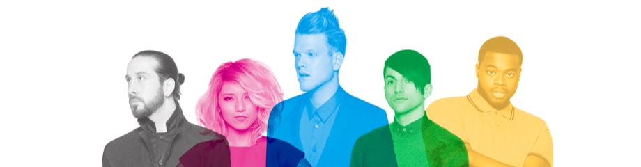 Pentatonix Takes A Cappella Mainstream