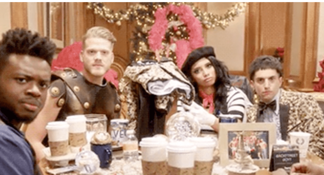 Pentatonix Christmas Youtube.The Pentatonix Christmas Debacle Waking Up After Forty