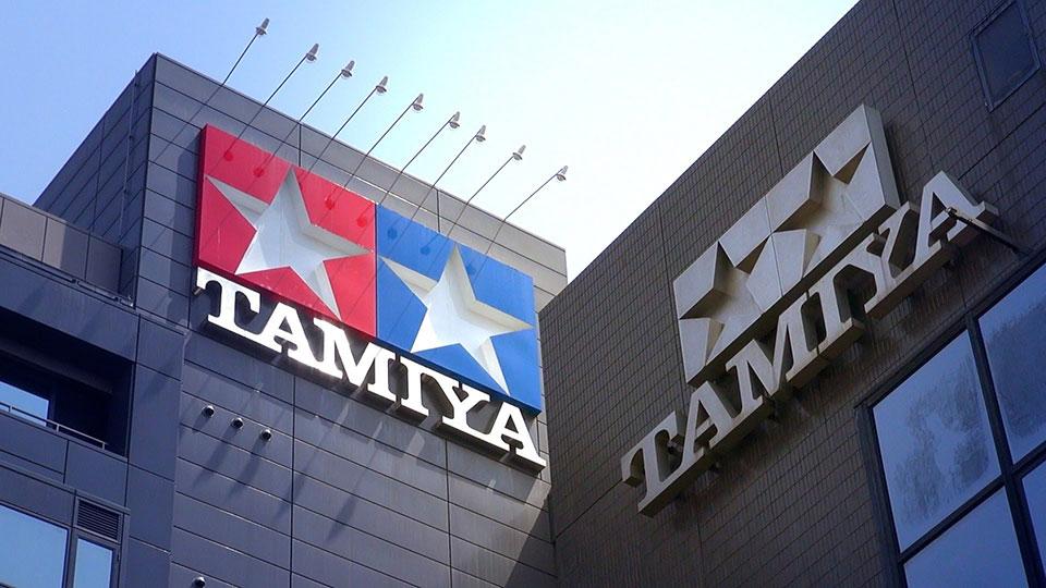 tamiya japan logo