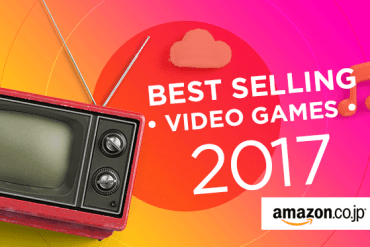 top 100 best selling video games from amazon japan