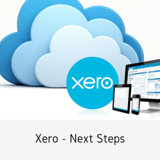 Xero - Next Steps