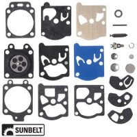 SUNBELT- Rebuild Kit, Carburetor. Part No: B1WK10WAT