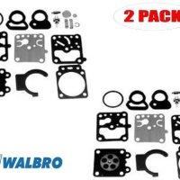 Walbro K10-WZ Carb Repair Kit for Shindaiwa Brush Cutter R20L (2 Pack)