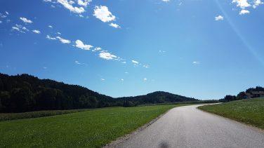Anfahrt über Arnberg