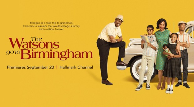 The Watsons Go To Birmingham movie poster