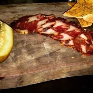 Walden Hill Acorn Pork Coppa Salumi Salami Charcuterie Heirloom New Haven
