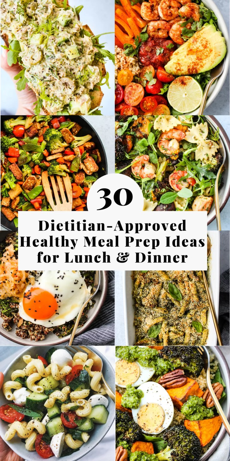 New Healthy Meal Ideas For Lunch And Dinner