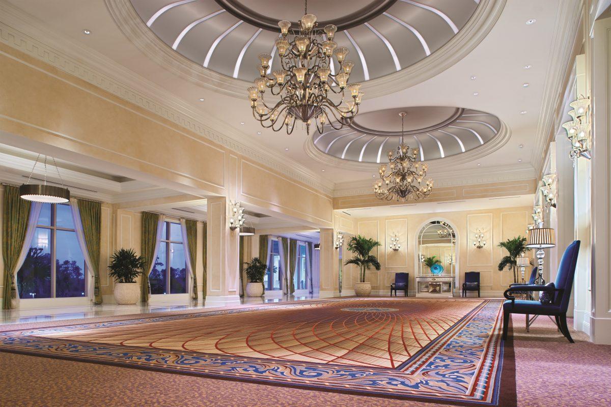 Orlando Meeting Venues Waldorf Astoria Orlando