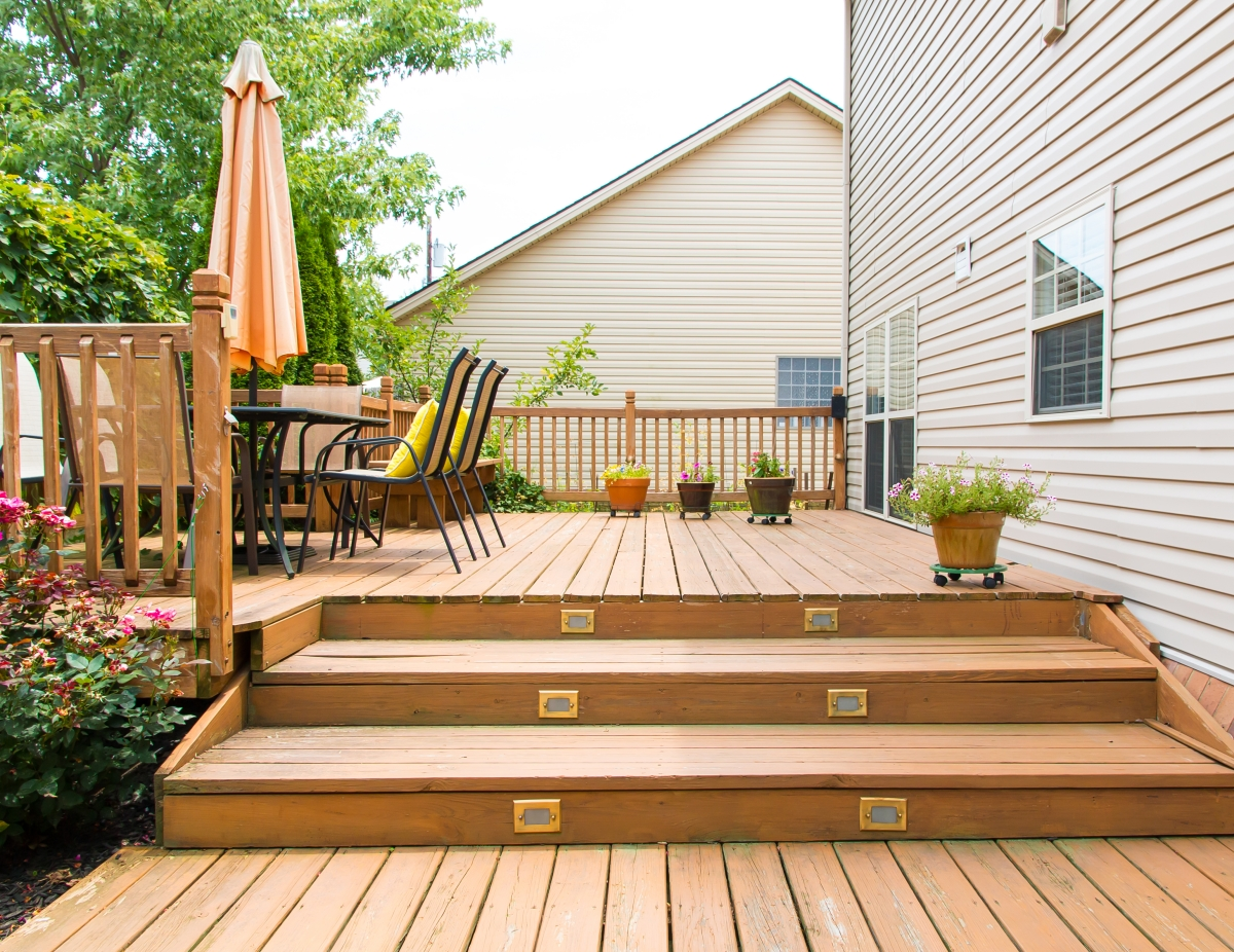 Patio and Deck Contractors