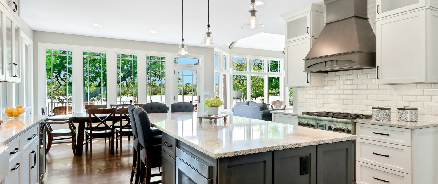 Antioch Kitchen Remodel Company remodeled kitchen example