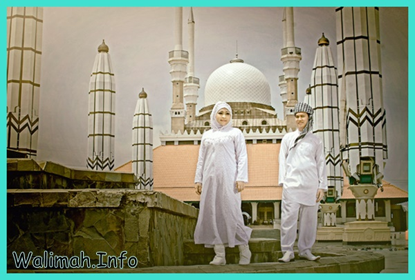 Konsep Pernikahan Islami Sederhana Walimahinfo