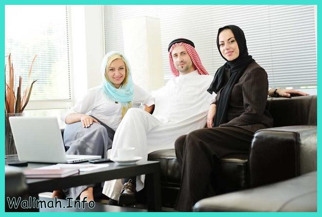 Manfaat poligami bagi istri