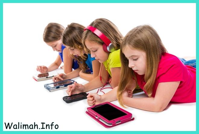 bahaya tablet bagi anak