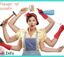 jangan remehkan pekerjaan ibu rumahtangga