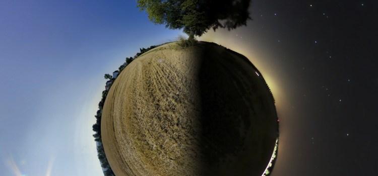 boodschappen schrijven natuur zon maan boom wind