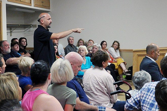 Jenkintown loses its war of attrition against the Downses Resident from Leedom Street speaks out in support of the Downses.