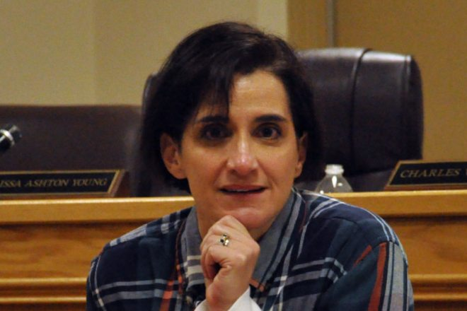 Mayor Allyson Dobbs