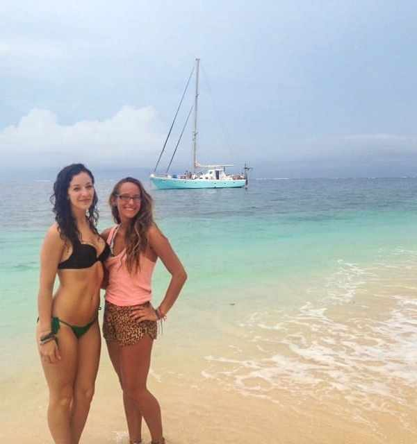 Sailing the San Blas