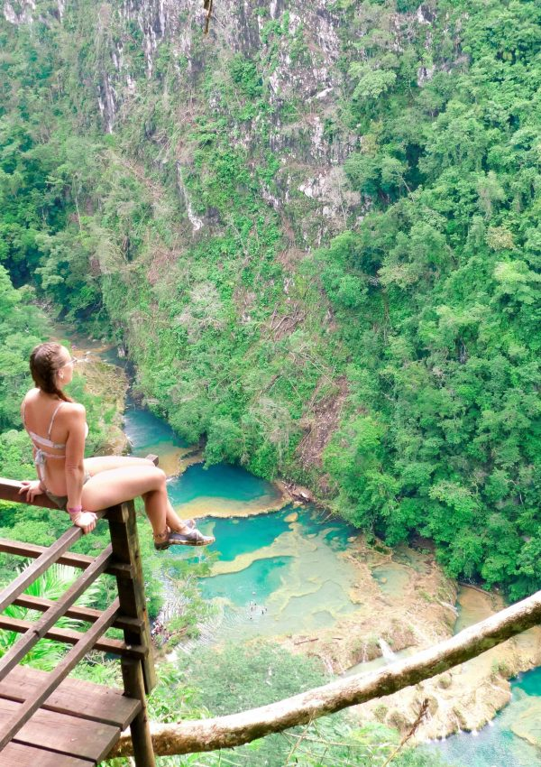 Semuc Champey, the most Popular Tour in Guatemala