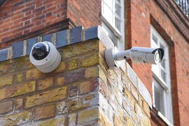 home alarm system protection