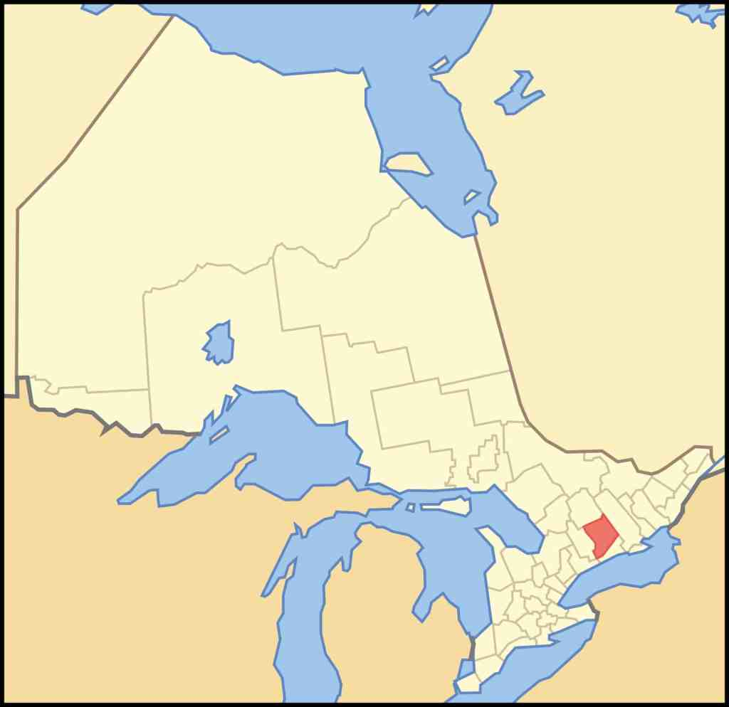 Peterborough and the Kawarthas in Ontario Canada