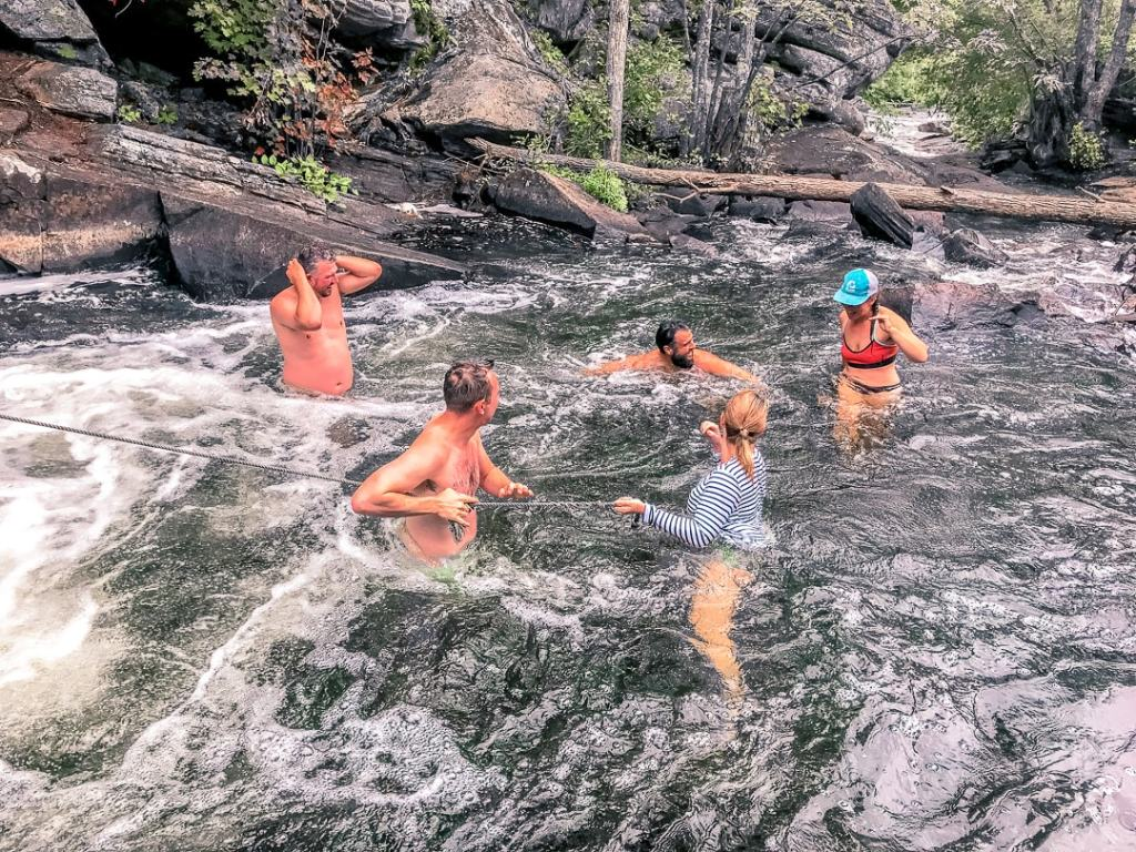 best swimming spot in the kawarthas ontario