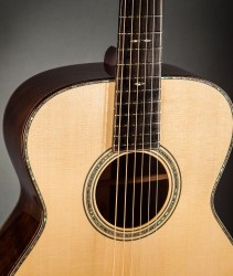 Style 40 top inlay