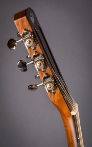 Kim Walker guitar headstock