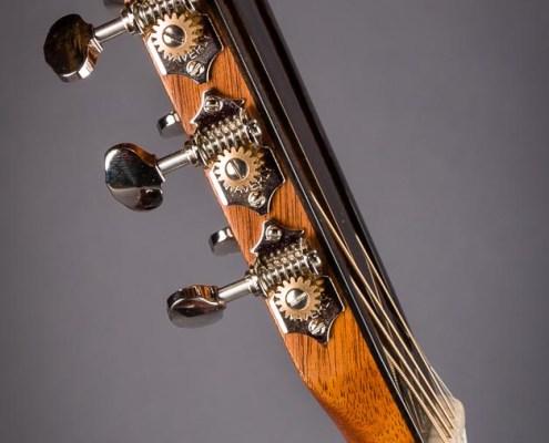 Kim Walker guitar headstock