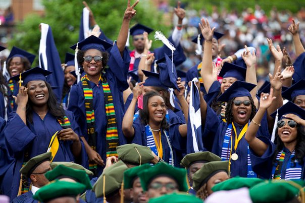 Image result for hbcu commencement