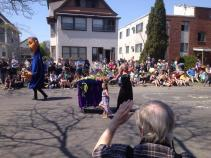 Parade Sandy