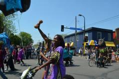 Parade Tracine