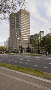 NHK building in Hiroshima